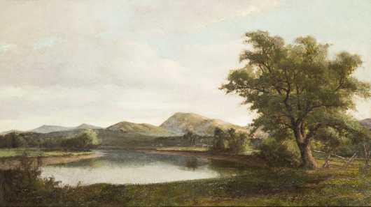 Edward Hill, NH, CA, OR (1843-1923)