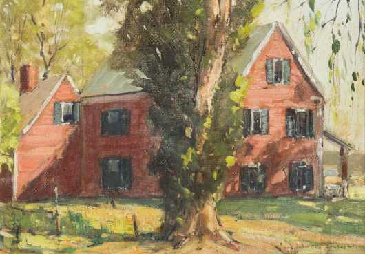 John Enser, Mass, NH (1898-1968)
