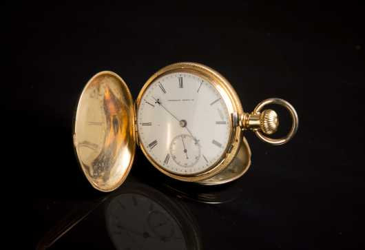 18kt. Gold Pocket Watch