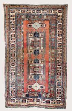 Caucasian Scatter Oriental Rug