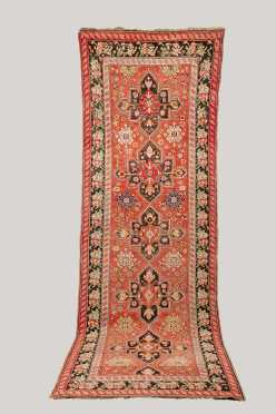 Persian/ Kurd Runner Oriental Rug