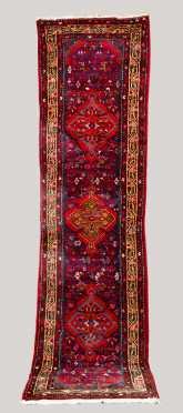Hamadan Runner Oriental Rug
