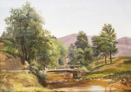Harrison Bird Brown, ME, CA, Eng (1831-1915)