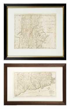 Morse New England Maps