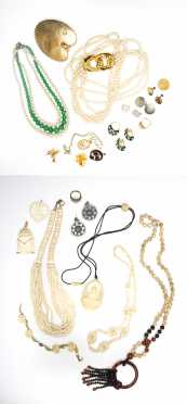 Mixed Costume Jewelry Lot