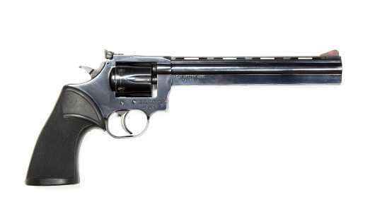 Dan Wesson Model 22 Revolver s#15157