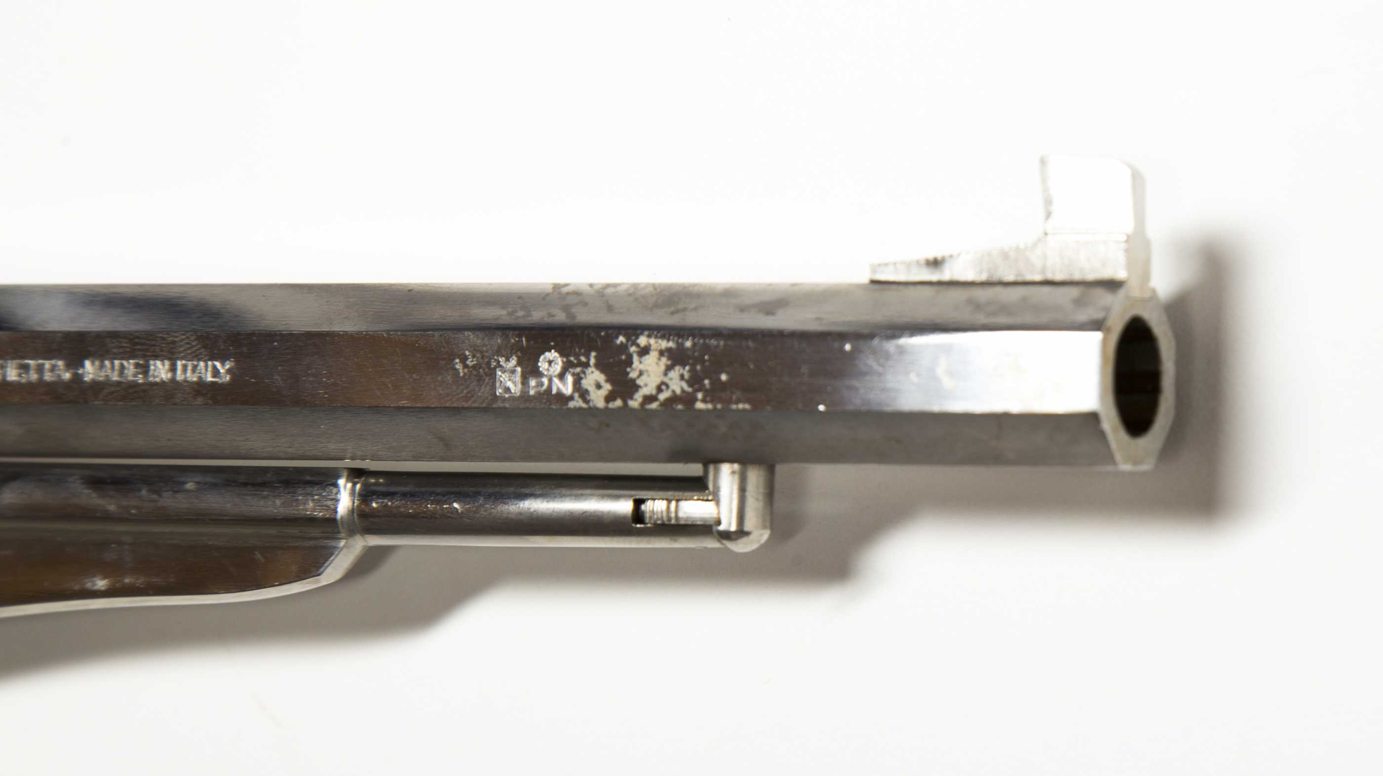 F  Lli Pietta Model 1858 Army Black Powder Revolver s#R316329