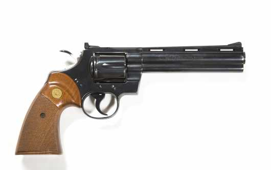 Colt Python Manufactured in 1975 s#E89791