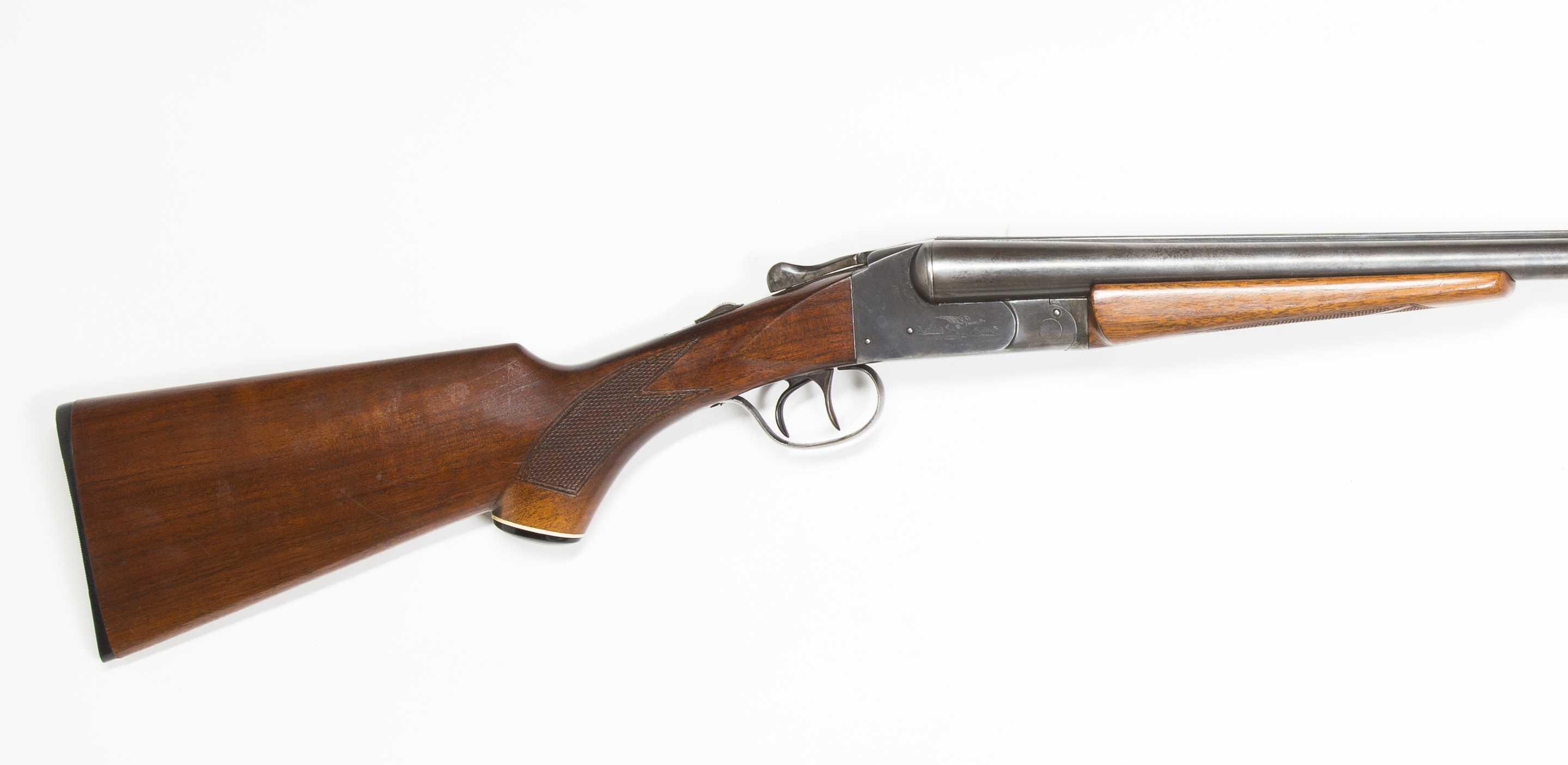 Lefever Nitro Special s#351651 Side by Side 16 Gauge Shotgun