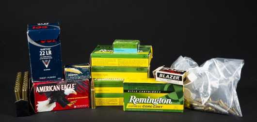 Ammunition Lot