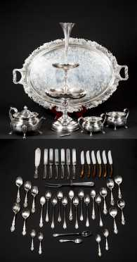 Gorham Silver Plated Tray