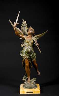 """La Victorie"" Bronze"
