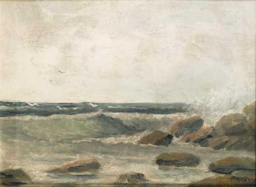 D A Fisher, ME, Mass. (1867-1940)