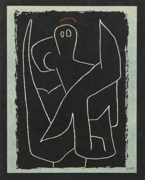 Paul Klee, Swiss (1879-1940) Lithograph