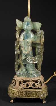 Jade Female Figure