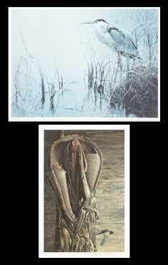Two Robert Bateman Prints