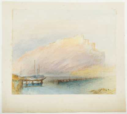 Joseph M W Turner, English (1775-1851)
