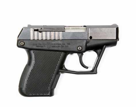 Grendel Model P10 Semi Auto Pistol in 380cal s#28907