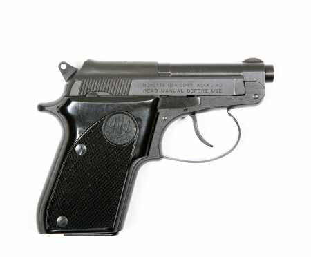 Beretta Model 21-A in 22LRcal s#DAA080055