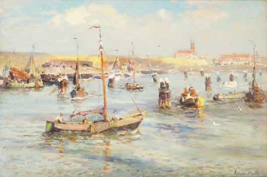 Evert Moll, Netherlands, (1878-1955)