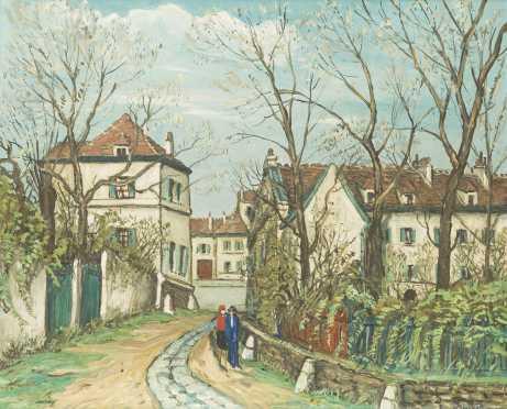 Leon-Alphonse Quizet, France (1885-1955)