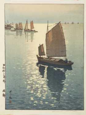Yoshida Hiroshi, Japan (1876-1950)