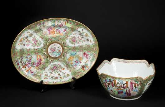Chinese Rose Canton Porcelain