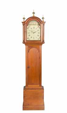 A & G Edwards, Ashby Pine Tall Clock
