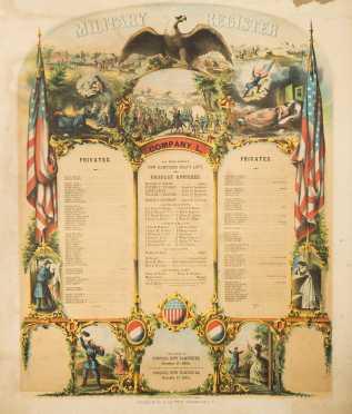 New Hampshire Civil War Register, 1864