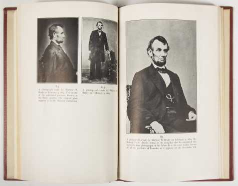 Frederick Hill Meserve and Carl Sandburg, eds. The Photographs of Abraham Lincoln.