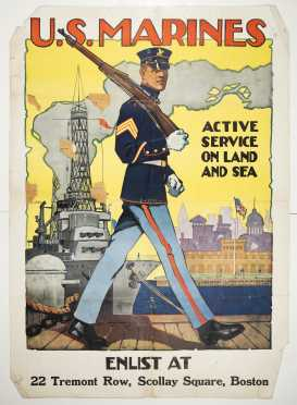 Two WWI US Propaganda Posters