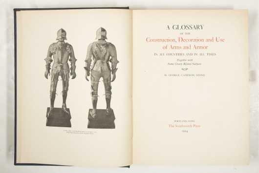 Glossary: Arms & Armor