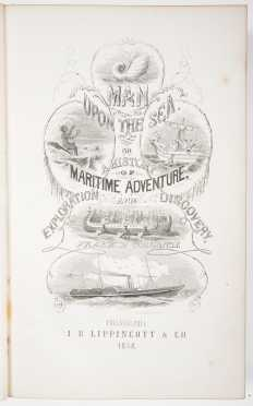 [Maritime Exploration] Goodrich, 1858