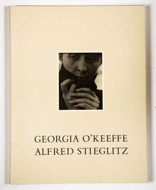 Georgia O'Keeffe / Stieglitz. Signed and Inscribed