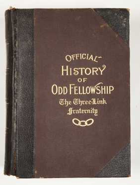 The Official History of Odd Fellowship