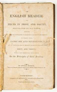 [Reading and Recitation] -Murray, 1816, Pierpont, 1839