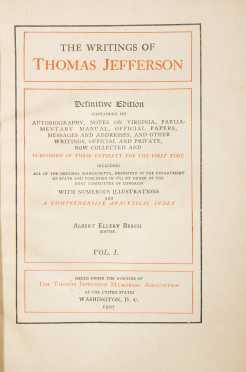 Writings of Jefferson