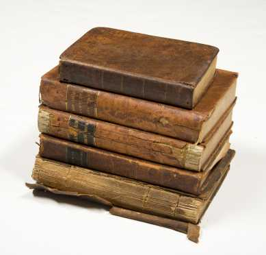 19th Century Domesticity, 5 volumes