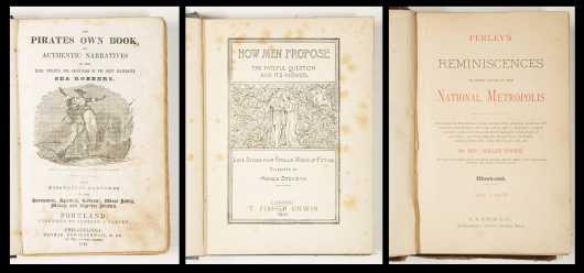 Three Interesting 19th Century Titles