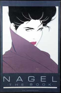 Two Framed Nagel Posters