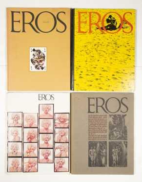 Eros Magazine - complete set