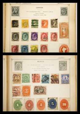 The Strand Stamp Album