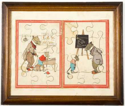 Antique Childrens Puzzles