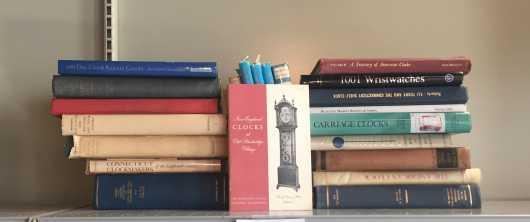 Clock/Watch Reference Books