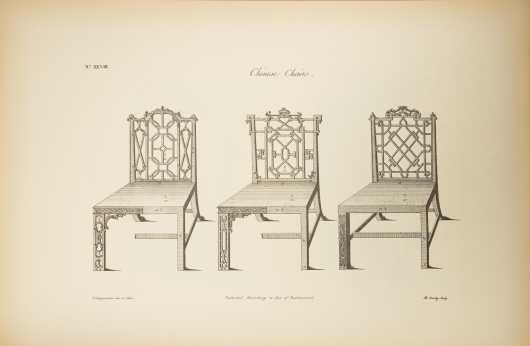 Furniture Reference: Chippendale / Hearst Collection