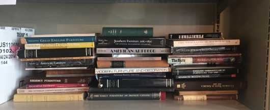 Furniture Reference Books