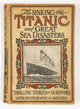 Titanic--Illustrated Account, 1912