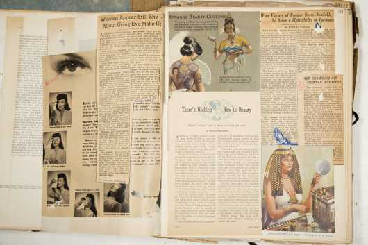 Historical Costumes Scrapbooks - The Mode Vogue