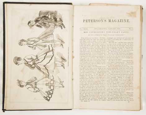 1866 Peterson's Magazine