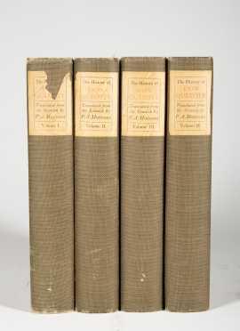 Don Quixote (4 vols)